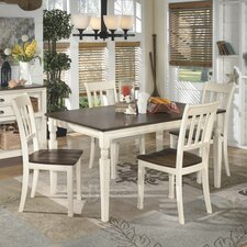 Whitesburg 7 Piece Dining Set