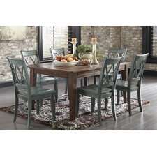 Mestler 7 Piece Dining Set