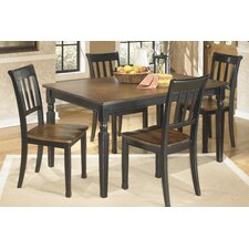 Owingsville 5 Piece Dining Set