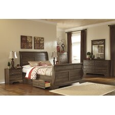 Allymore Sleigh Bedroom Collection