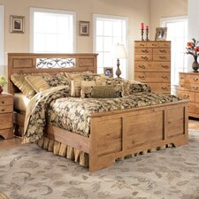 Atlee Queen Panel Bed