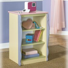 <strong>Signature Design by Ashley</strong> Harper Loft Shelf Unit in Multicolored Pastel