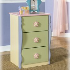 <strong>Signature Design by Ashley</strong> Harper 3-Drawer Loft Chest