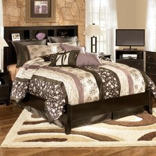 Sherman Queen Panel Bed