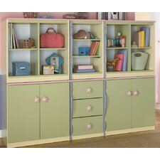 Harper Loft Wall Unit