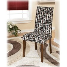 West Linn Atlantic Parsons Chair (Set of 2)