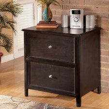 Carlyle 2-Drawer  File