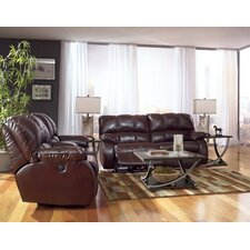 <strong>Signature Design by Ashley</strong> Alamo  Two Seat Reclining Living Room Collection