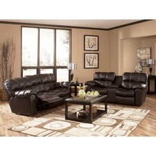 <strong>Signature Design by Ashley</strong> Valley Reclining Living Room Collection