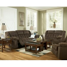 <strong>Signature Design by Ashley</strong> Porter Textured Reclining Living Room Collection