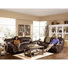 <strong>Signature Design by Ashley</strong> Venice 2-Seat Reclining Living Room Collection