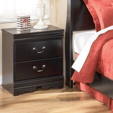 Westbrook 2 Drawer Nightstand