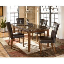 Viola 5 Piece Dining Set
