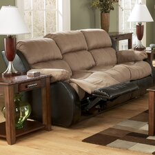 <strong>Signature Design by Ashley</strong> Oxford Reclining Sofa