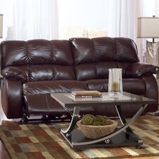 <strong>Signature Design by Ashley</strong> Alamo Reclining Sofa