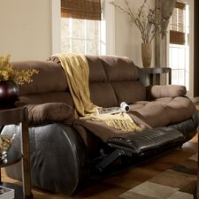 <strong>Signature Design by Ashley</strong> Oxford and Reclining Sofa