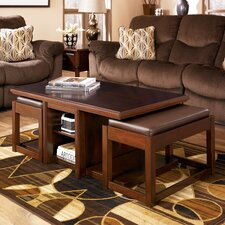 <strong>Signature Design by Ashley</strong> Lamoine Coffee Table Set