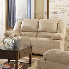 <strong>Signature Design by Ashley</strong> Rudy Reclining Loveseat