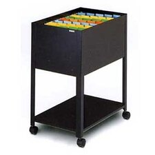 "27"" Mobilizer Filing Cart"
