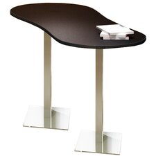 "Bistro Series 72"" W x 30"" D Peanut Gathering Table"