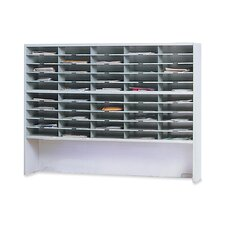 Mailroom 2-Tier 50 Pocket Riser Sorter