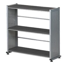 "Accent 31"" H Three Shelf Shelving Unit"