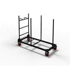 Event Series Rectangular Table Cart