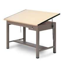 Laminate Ranger Steel Four-Post B Combination Table