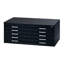 C-Files 5-Drawer Filing Cabinet