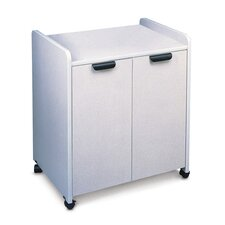 "27"" Mobile Utility Cabinet"