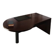 Mira Series Desk Peninsula