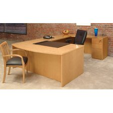 Luminary Series U-Shape Executive Desk Typical #8