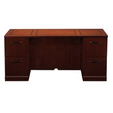 Sorrento Series Freestanding Credenza with File
