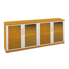 "Napoli Series 72"" Low Wall Cabinet with Door"