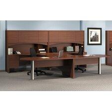 Brighton Series U-Shape Desk Office Suite