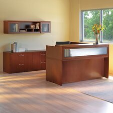 Aberdeen Series U-Shape Desk Office Suite