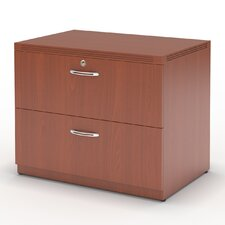 Aberdeen Series 2-Drawer Freestanding Lateral File