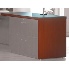 "Aberdeen Series 29.5"" H x 42""W Desk Return"