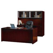 Corsica Series Standard Desk Office Suite