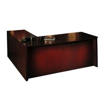 Corsica Series Executive Desk
