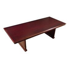 <strong>Mayline Group</strong> 8' Toscana Rectangular Conference Table