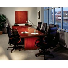 <strong>Mayline Group</strong> 18' Toscana Rectangular Conference Table