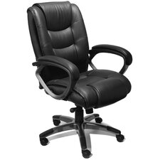 <strong>Mayline Group</strong> Ultimo EZ-Assemble High-Back Chair