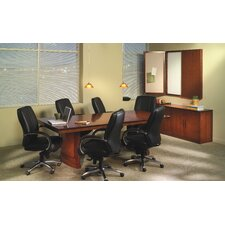 <strong>Mayline Group</strong> Sorrento Standard Desk Office Suite