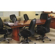 <strong>Mayline Group</strong> 8' Sorrento Conference Table