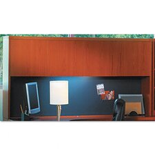 Aberdeen Series Laminate Wood Door Hutch