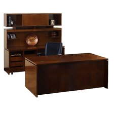 <strong>Mayline Group</strong> Stella Typical Standard Desk Office Suite 3