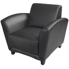 Santa Cruz Leather Lounge Chair