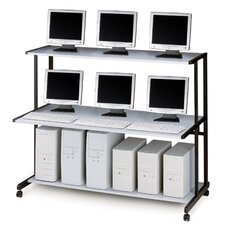 "<strong>Mayline Group</strong> NetStart LAN Support Stations: 60"" W LAN Station"