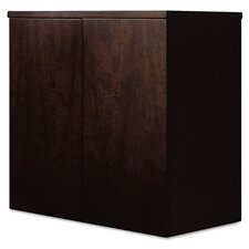 <strong>Mayline Group</strong> Mira Series Wood Veneer Wardrobe Unit, 34 3/4W X 24D X 38H